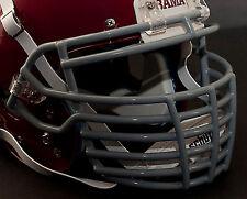 CARDINAL Schutt Super Pro BIG GRILL 2.0 RAY LEWIS Football Helmet Facemask