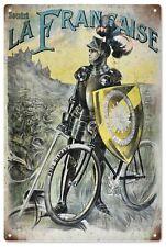 Societe La Francaise Bicycle Sign