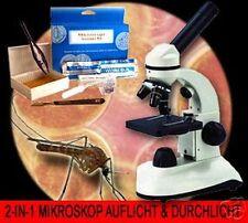 2-IN-1 DIGITAL MICROSCOPE LABORATOIRE BIOLOGIQUE    MK2