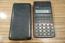 Taschenrechner Casio FX 82 SX Fraktion + Schuber (176)