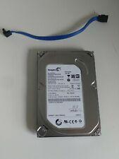 "Seagate Barracuda 500GB 7200RPM 3.5"" (ST500DM002) Hard Drive w/ SATA cable"