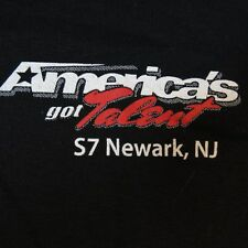 NEW AGT AMERICA'S GOT TALENT HOWARD STERN NEWARK NEW JERSEY TEE T SHIRT XXL
