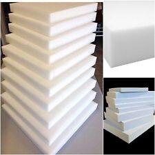 cushions sheets High density foam seat pads cut any size Upholstery foam Sheed