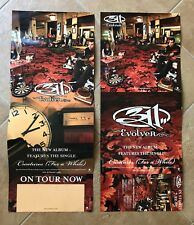 RARE 311 Evolver Tour Promotional Poster doublesided 7/22/03