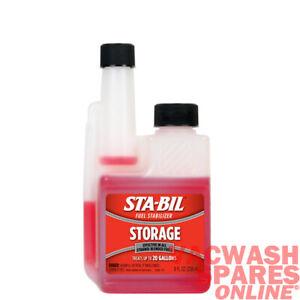 STA-BIL STABIL FUEL STABILIZER STORAGE - EFFECTIVE IN ALL ETHANOL BLENDED FUELS