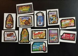 2004 Wacky Packages Stickers LOT cards