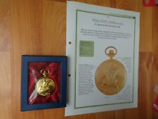 HACHETTE CLASSIC POCKET WATCH COLLECTION - FALCON 1950'S STYLE WATCH #21