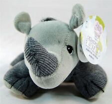 Precious Moments Tender Tails Endangered Rhinoceros Limited Edition Plush - New