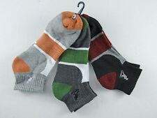 Kangol 3 Pack Socks Boys Sport Soccer Athletic Black  Size 9-11 shoes Boots
