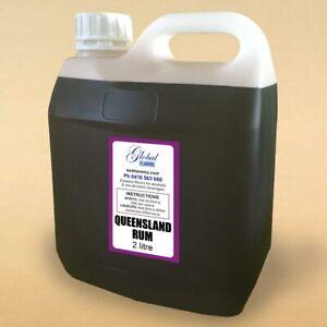 Queensland Rum 2000ml Spirit Essence Quality Bulk Home Brew Flavoring
