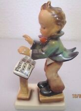 Hummel Figurine 129 Band Leader