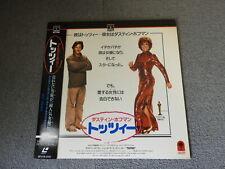 Tootsie - Laser Disc - OBI JAPAN LD