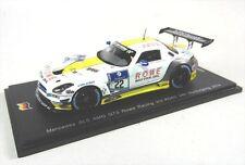 Mercedes SLS AMG GT3 No.22 - 3º ADAC 24h Nürburgring 2014 ( con Dedo Del Pie -