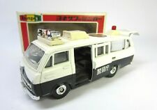 Vintage Yonezawa Toys Diapet P-42 Toyota HIACE Police Car Japan New Old Stock!