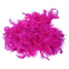 2m Boa di piuma Fluffy Craft Costume Dressup festa nuziale della I4Q7