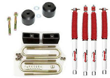 "05-2010 Ford F350 4x4 2""+2"" FULL LIFT KIT w/Rancho RS5000 Shocks"