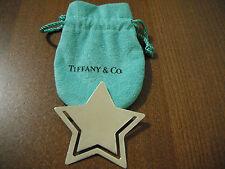 Tiffany & Co Sterling Silver 925  Star Bookmark Book Mark RARE