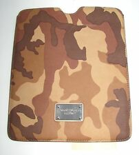 MICHAEL KORS GRAYSON LUGGAGE,CAMOUFLAGE LEATHER IPAD CASE,COVER,SLEEVE,TABLET