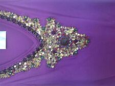 Vintage jewelled Designer top by MYBC