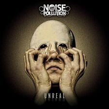NOISE POLLUTION - Unreal - CD DIGIPACK