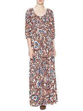 NWT Rachel Pally Long Sleeve Caftan Dress Size Small S NEW