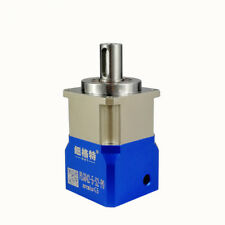 Helical planetary gearbox 5 arcmin Ratio 5:1 for 100w AC servo motor shaft 8mm