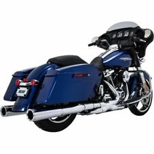 Vance & Hines Chrome Power Duals Exhaust System - 16871