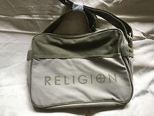 Religión de Lona de hombro Bolso para mensajeros NA3042-STN