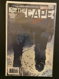 The Cape 3 Variant High Grade IDW Comic Book CL92-244