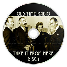 Take it from Here (OTR) 156 Episodes - Old Time Radio (2 x mp3 CD)