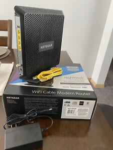 NETGEAR AC1900 960 Mbps 4 Port Gigabit Wireless Router (C7000-100NAS)