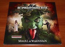 DIE APOKALYPTISCHEN REITER MORAL WAHNSINN LP VINYL NUCLEAR BLAST 2011 Rammstein