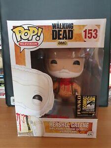 The Walking Dead - Headless Hershel Greene #153 Funko Pop! Vinyl SDCC EXCLUSIVE