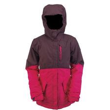 RIDE Snowboards Women's MALIBU Snow Jacket - Blackberry - Medium - NWT