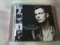 JASON DONOVAN - ALL AROUND THE WORLD - 16 TRACK CD ALBUM - 1993
