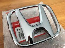 JDM rear H emblem 06-11 Honda Civic FD1 FD2 Acura CSX Brand new Genuine