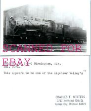 BR&L Co. #16 Birmingham Alabama Ligonier Valley VINTAGE PHOTO -Railroad