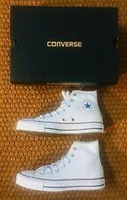 NEU: Converse Chuck Taylor All Star Hi Sneaker Leder 132169C (white), Gr. 37