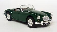 Corgi 1/43 Scale - ICI Collection MG MGA 1600 MK1 Racing Green diecast model car