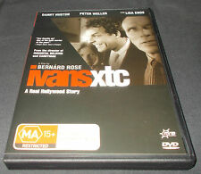 IVAN'S XTC DVD REGION 4 LIKE NEW PETER WELLER BERNARD ROSE