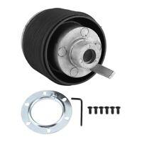 Car Steering Wheel Hub Boss Kit Adapter For PEUGEOT 106 306 Universal