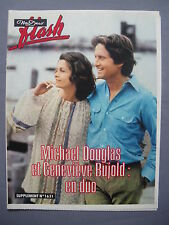 ►NOUS DEUX FLASH 1631 - 1978 - MICHAEL DOUGLAS & GENEVIEVE BUJOLD - GUY BEART...