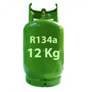 R134a Kältemittel 12 KG Flasche Sofort verfügbar. inkl. Rechnung pfandfrei