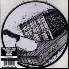 "CLUTCH PIGTOWN BLUES RARE 7"" Vinyl Record Picture Disc"