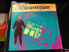 SINGLE MC HAMMER - HAVE YOU SEEN HER - CAPITOL EUROPE 1990 VG+