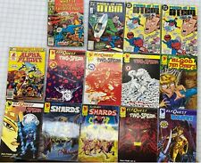 Estate Sale - Box of 50 Comic Books. - Sample Pictures, hundreds of comics.