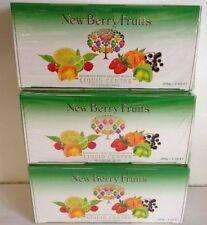 MELTIS NEWBERRY FRUITS 200gm Fruit Jellies - 3 Boxes