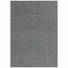 Foss Unbound Ribbed 6 ft. x 8 ft. Indoor/Outdoor Area Rug - Smoke Gray