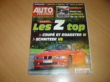 Auto hebdo N°1158 BMW M Coupé / BMW M Roadster.BMW Z3 Schnitzer