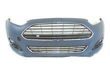New Fits 14-18 Ford Fiesta Front Bumper Cover Upper Lower Grille Fog Light Cover